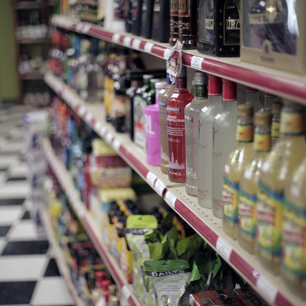 Liquor Store Inventory